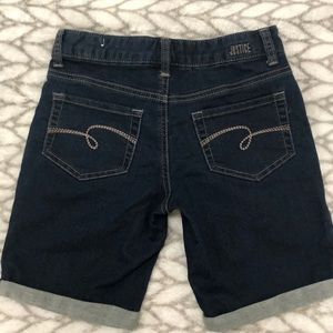 """Justice Bottoms - Long Jean shorts by """"justice"""""""